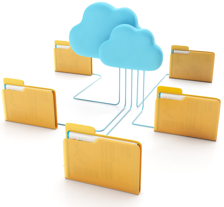 Un espacio para compartir documentos con tus clientes